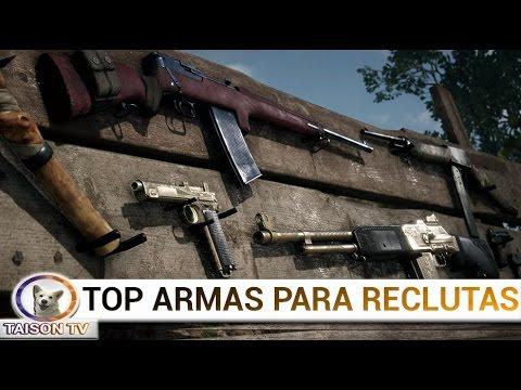 Battlefield 1 Las Mejores Armas y