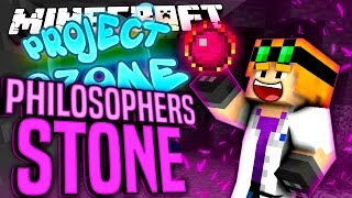 Minecraft - PHILOSOPHER'S STONE - Project Ozone #112