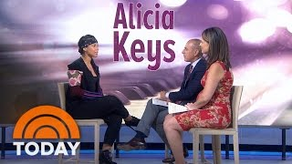 Alicia Keys Pokes Fun At 'Voice' Peers Carson Daly, Adam Levine: 'Driving Me Nuts!' | TODAY