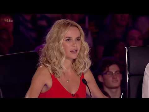 Shocking Magician Took Amanda s Bra