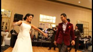 Wedding dance of Isuru & Sudeepa