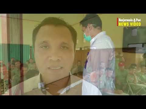 Markas Manggala Agni Didatangi BNN Kota Banjarbaru, Ada Apa Ya?