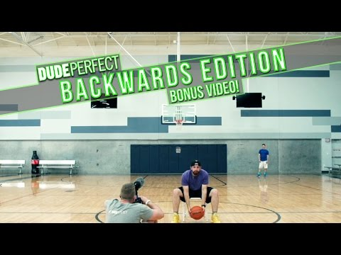 Dude Perfect: Backwards Edition BONUS Video