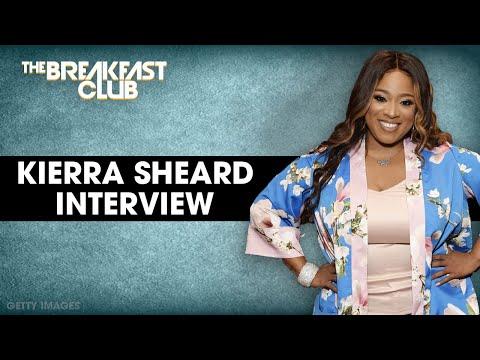 Kierra Sheard Talks Grace Finding Your Tribe Body Positivity Her New Book More