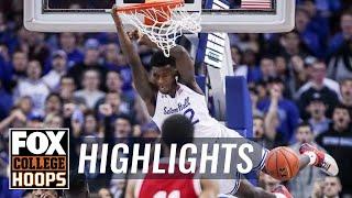Seton Hall vs Indiana | Highlights | FOX COLLEGE HOOPS