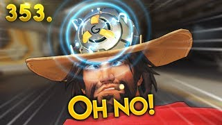 WORST DAY OF MCCREE.. | Overwatch Daily Moments Ep. 353 (Funny and Random Moments)