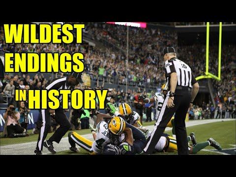 Wildest Endings in Sports Plays that will Likely Never Happen Again