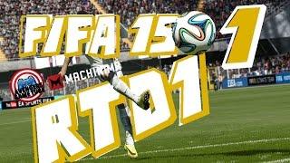 FIFA 15 | RTD1 | #1 | THRILLER & IL VECCHIO SPACCANO TUTTO!! [ilmiopensiero][XBOX ONE - 1080p] [ITA]