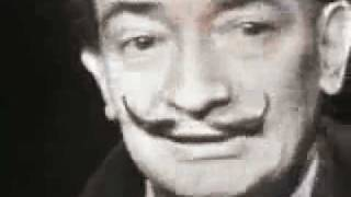 Salvador Dali   Mike Wallace interview 1958   Part 1 2   YouTube