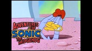 Adventures of Sonic the Hedgehog 123 - Grounder The Genius
