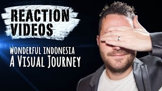 Wonderful Indonesia - A Visual Journey | REACTION