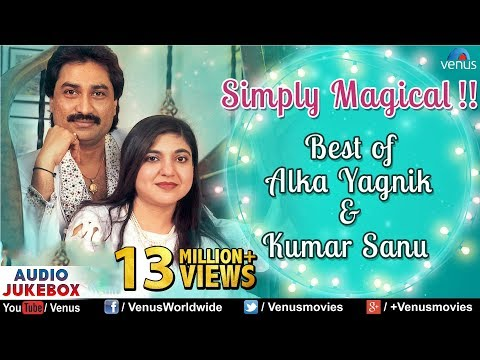 Xxx Mp4 Best Of Alka Yagnik Kumar Sanu Best Hindi Songs 90 S Bollywood Romantic Songs Audio Jukebox 3gp Sex
