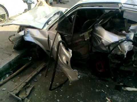 acidente de carro em alagoinhas