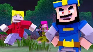 Minecraft   TERROR: CLASH ROYALE AMALDIÇOADO (TazerCraft Cafeinado)