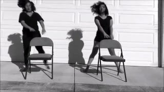Earned It Dance Cover - Alyssa and Shaya (chair dance)