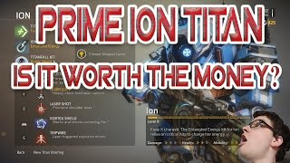 PRIME ION TITANFALL 2 DLC - EXECUTION - NEW PRIME TITANS - CLOAK NERF - Bounty Gaming