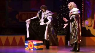Tijger act - Samson & Gert Kerstshow 2007-2008