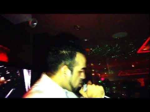 A T & BollyFUSION NYC 2012 NEW YEARS Performance at Kamasutra Lounge