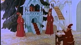 le prince et le cygne dessin animé conte russe en français des années 90