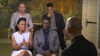 'Roots' Cast Opens Up About Remaking Classic Miniseries