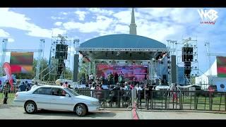 Harmonize Sound Check In nairobi (KENYA)