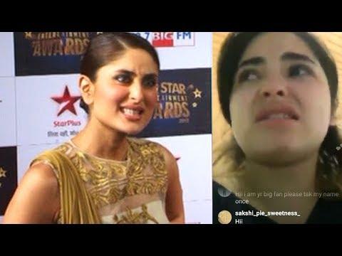 Xxx Mp4 Kareena Kapoor S BEST Reply On Zaira Wasim S Harassment On Vistara Flight 3gp Sex