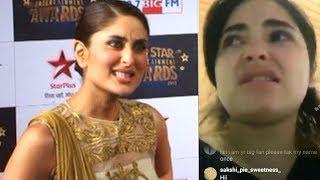 Kareena Kapoor's BEST Reply On Zaira Wasim's Harassment On Vistara Flight