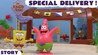 Spongebob Squarepants Krusty Krab Surprise Eggs | Play Doh Angry Birds Inside Out Disney and Kinder