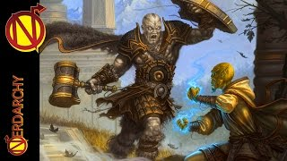 Mountain Men Of D&D- Goliath| What Does Your Races Say About You