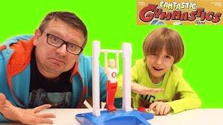 Is Fantastic Gymnastics a Fun Toy ? HASBRO CHALLENGE Game