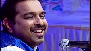 Ranjish Hi Sahi Dil Hi Dukhaane Kay Liye Aa by Shankar Mahadevan Live HappyLucky Entertainment