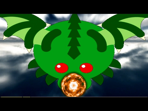 MOPE.IO ANIMATED THE LAST DRAGON STORY ANIMATION BIGGEST RACE EVER iHASYOU