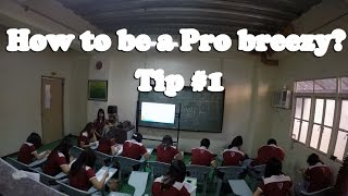 How to be a Pro Breezy? (Ft. Psychology Department)