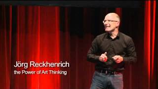 TEDxHamburg - Jörg Reckhenrich -