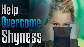 Overcome Shyness - Help Overcome Social Anxiety with Simply Hypnotic