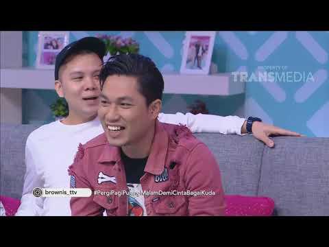 BROWNIS - Kisah Cinta Rizal Armada (3718) Part1
