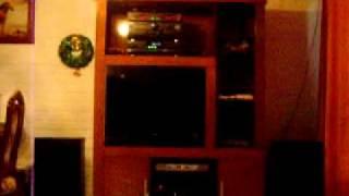 Surround Sound test with telarc CD
