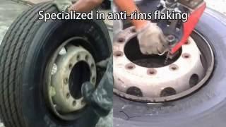 Best new truck  tire changer