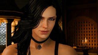 The Witcher 3: Wild Hunt - Yennefer Love Scene 01