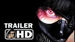 TOKYO GHOUL Official Trailer (2017) Horror Action Movie HD