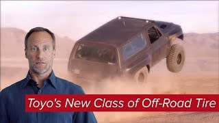 Toyo's New Class of Off-Road Tire - The Open Country R/T