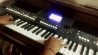 | Mitwa | Kabhi Alvida Na Kehena | Piano Cover | Instrumental |