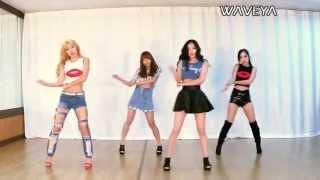 Waveya T-ara SUGAR FREE 티아라 슈가프리 cover dance
