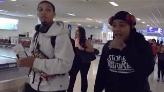 """Young M.A """"A Week In The Lyfe"""" (Europe Part 1)"""