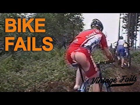 Vintage Fails Compilation #10 - Bike