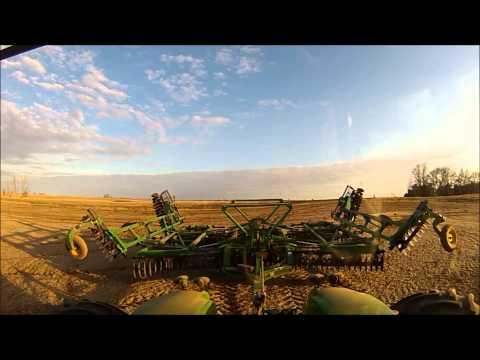 Rolnictwo w Północnej Dakocie USA North Dakota Real Farming