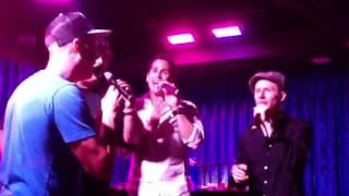Asadoorian brothers, Steve & Chris - NCL Breakaway
