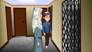 Dua when leaving the house - Bangla