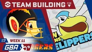 GBA Season 7 - Week 11 Team Analysis vs. New Orleans Pelippers