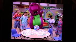 """Barney & Friends - Barney's Home Sweet Homes"" VHS  (1992)"